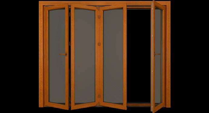 Katlanır PVC Pencere ve Kapı Sistemleri